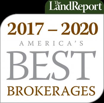 Best Brokerage logo with 2017 - 2020